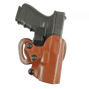 Desantis Gunhide Quick-Checka Right-Hand Belt Holster for Smith & Wesson M&P Shield .40 in Tan - 144TAX7Z0