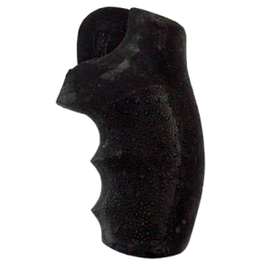 Hogue Finger Groove Grips For Smith & Wesson J Frame Round Butt 60100