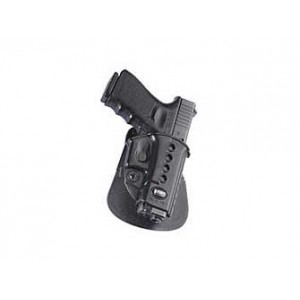 Fobus USA E2 Right-Hand Paddle Holster for Ruger Gp100 in Black - RUGP