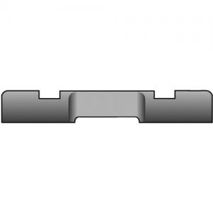 Safariland Belt Loop Insert Adaptor in Black - P2200