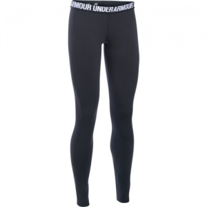 Under Armour Freedom Women's Compression Pants in Black/White - Small