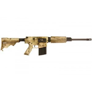 "DPMS Panther Arms Oracle AR-10 .308 Winchester/7.62 NATO 19-Round 16"" Semi-Automatic Rifle in ATAC Camo - RFLROCATACS"