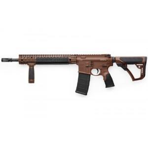 "Daniel Defense DDM4 V5 S .223 Remington/5.56 NATO 10-Round 16"" (14.5"" with Pinned Brake) Semi-Automatic Rifle in Brown - 02-123-14185-055"