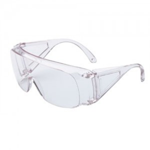 Howard Leight Clear Frame/Clear Lens Glasses R01701