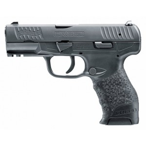 """Walther Creed 9mm 16+1 4"""" Pistol in Tenifer Black - 2815516"""