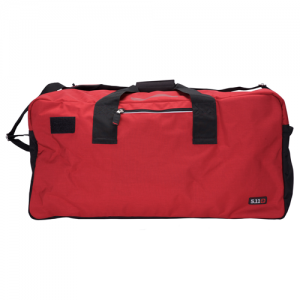 5.11 Tactical RED 8100 Weatherproof Duffel Bag in Red - 56878-474-1 SZ