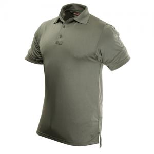 Tru Spec 24-7 Men's Short Sleeve Polo in Classic Green - X-Large