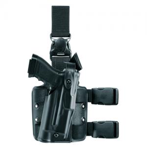 6305 Als Tactical Gear System Holster Finish: STX Tactical Black Gun Fit: Glock 19 (4  bbl) Hand: Right - 6305-283-131