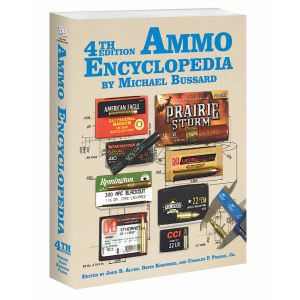 Blue Book Publications Ammo Encyclopedia 4th Edition AMMOE4