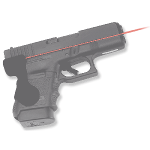 Crimson Trace LG629 Lasergrip Red Glock Gen3 Sub-Cmpct 29/30 Rear Activation