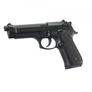 "Beretta M9 9mm 15+1 4.9"" Pistol in Bruniton/Black (Ambidextrous Manual, Firing Pin Safety) - J92M9A0M"