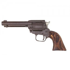 """Heritage Rough Rider Small Bore .22 Long Rifle 6-Shot 4.75"""" Revolver in Blued - SRR22MBS4"""