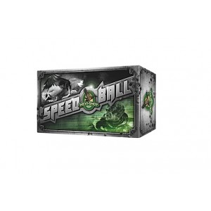 "Hevishot Speed Ball Hevi-Shot Waterfowl .12 Gauge (3.5"") 3 Shot Steel (10-Rounds) - 70353"