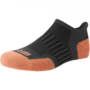 Recon Ankle Sock Color: Shadow (036) Size: Small-Medium