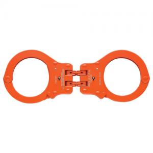 850CO Colored Hinged Handcuff, Orange