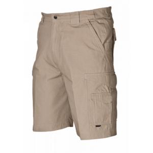 """Tru Spec 24-7 9"""" Men's Tactical Shorts in Coyote - 48"""