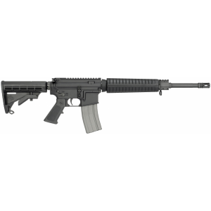 """Rock River Arms LAR-15LH A4 Gas System AR-15 .223 Remington/5.56 NATO 30-Round 16"""" Semi-Automatic Rifle in Black - LH1855"""