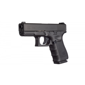 "Glock 19 9mm 15+1 4"" Pistol in Gas Nitride (Gen 4) - UG1950503"
