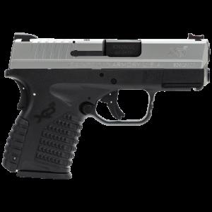 "Springfield XDS 9mm 7+1 3.3"" Pistol in Polymer (Slim) - XDS9339S"