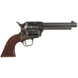 "Taylors & Co 1873 .357 Remington Magnum 6-Shot 5.5"" Revolver in Blued (Taylor Gambler) - 555129"