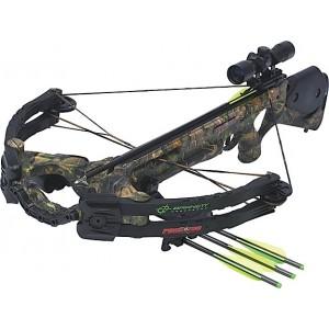 Barnett 78035 Predator Crossbow/Red Dot Package Predator Realtree All PurposeGn