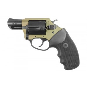 "Charter Arms Earthborn .38 Special 5-Shot 2"" Revolver in Earthborn Aluminum - 53863"