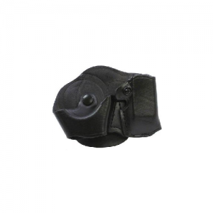 Gould & Goodrich Cuff Case/Magazine Case Combo Magazine/Handcuff Holder in Black - B821-4
