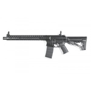 "Noveske Infidel .223 Remington/5.56 NATO 30-Round 16.5"" (13.7"" with Pinned Brake) Semi-Automatic Rifle in Black - 2000078"