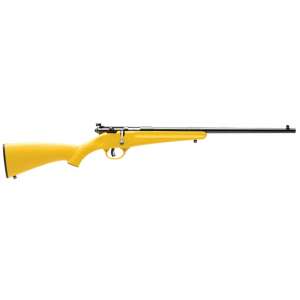 """Savage Arms Rascal Youth .22 Long Rifle 16.13"""" Bolt Action Rifle in Blued - 13805"""