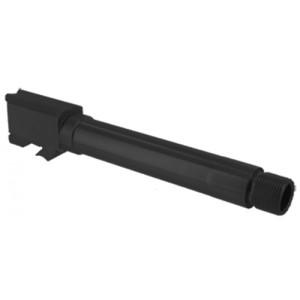 """StormLake 34129 SW-MP-9MM-495-01T-T-BK S&W M&P Full-Size 9mm 4.95"""" TB Black"""