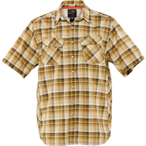 5.11 Tactical Slipstream Men's Uniform Shirt in Bronze - Small