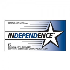 Federal Cartridge Independence 9mm Full Metal Jacket, 115 Grain (50 Rounds) - 5250