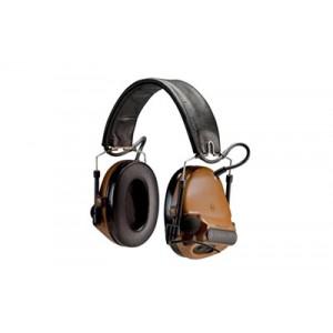 3m/peltor Comtac, Earmuff, Coyote Brown Mt17h682fb-09-cy