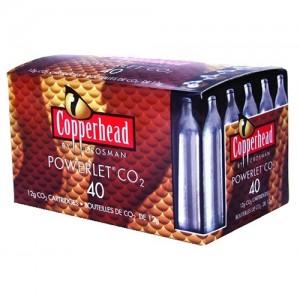 Crosman 40 Pack CO2 Cartridges 23140
