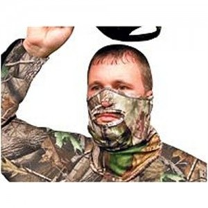 Primos Realtree APG HD 1/2 Stretch Fit Face Mask 6739
