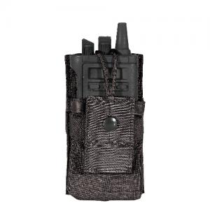 Small Radio/GPS Pouch BLK  STRIKE Small Radio/GPS Pouch, Color: Black