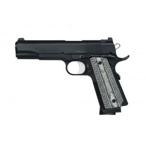 """Dan Wesson Valor 9mm 8+1 5"""" 1911 in Blued Steel - 01940"""