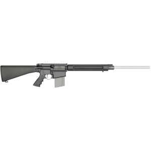 """Rock River Arms LAR-8 Varmint A4 AR-10 .308 Winchester/7.62 NATO 30-Round 26"""" Semi-Automatic Rifle in Black - 308A1560"""