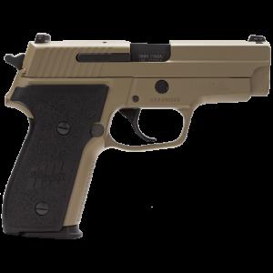 "Sig Sauer M11 A1 9mm 15+1 3.9"" Pistol in Aluminum Alloy - M11A1D"