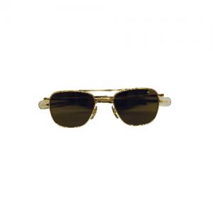 5ive Star - AO  52MM Bayo Sunglasses Color: Gold