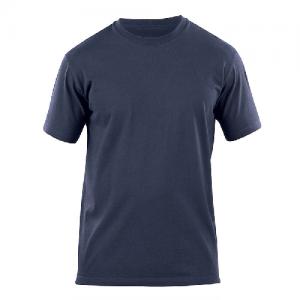 5.11 Tactical Professional Men's T-Shirt in Fire Navy - Medium