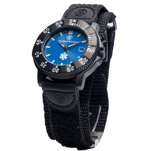 EMT Watch - Back Glow, Nylon Strap