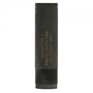 Remington 12 Gauge Black Extra Full Choke Tube 19609