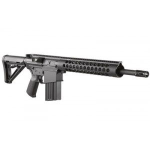 "Bushmaster XM-10 Enhanced .308 Winchester 20-Round 16"" Semi-Automatic Rifle in Black - 90990"