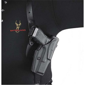 1051 Shoulder Holster System Gun Fit: Smith & Wesson M&P .40 (4.5  bbl) Hand: Right Handed