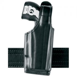 520 EDW With Thumb Break-Clip-Adjustable Holster Gun Fit: Taser International X26 Finish: Plain Hand: Right Handed - 520-64-61