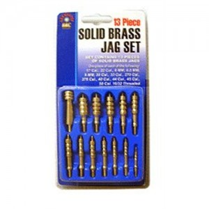 DAC Technologies 13 Piece Brass Cleaning Jag Set BRT888