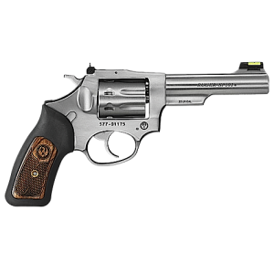 "Ruger SP101 .22 Long Rifle 8-Shot 4.2"" Revolver in Satin Stainless - 5765"