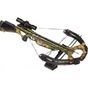 "Barnett Predator Crossbow/Scope Package 22"" Bolt Size 4X32 Multi-Reticle Scope Camo Finish 78015"