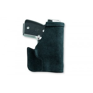 Galco International Pocket Protector Ambidextrous-Hand Pocket  Holster for Glock 42 in Leather - PRO600B